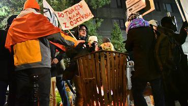 Manifestacja KOD-u w obronie niezależności mediów