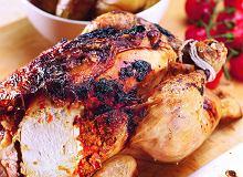 Chrupiący kurczak nadziewany pastą z chorizo - ugotuj