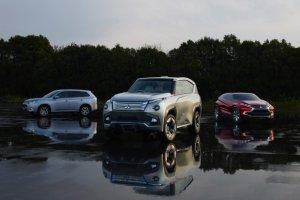 Trzy nowo�ci Mitsubishi w 2014 roku