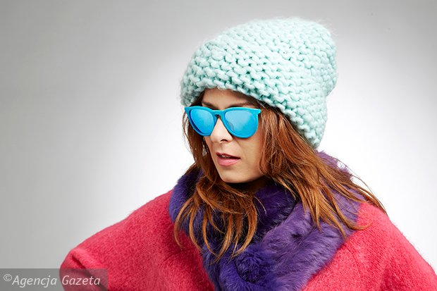 Okulary przeciws�oneczne zim� - jakie wybra�?