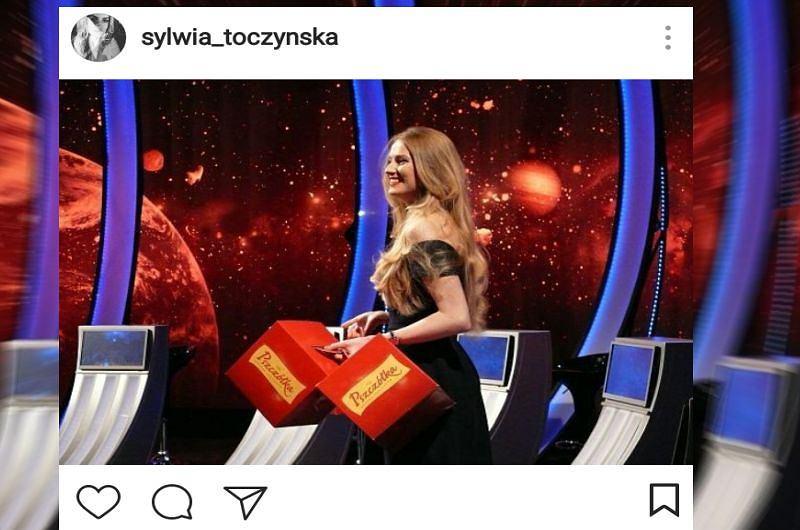 Pani Sylwia w 1z10