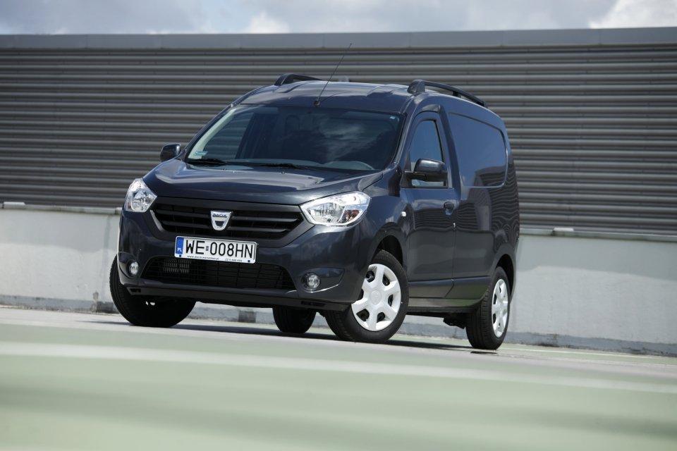 Dacia Dokker Van 1.5 dCi Confort