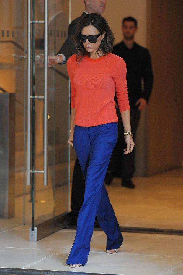 Zdjęcie numer 4 w galerii - David Beckham wybrał najlepszą stylizację Victorii EVER. Koronki? Kusa sukienka? Nic z tych rzeczy