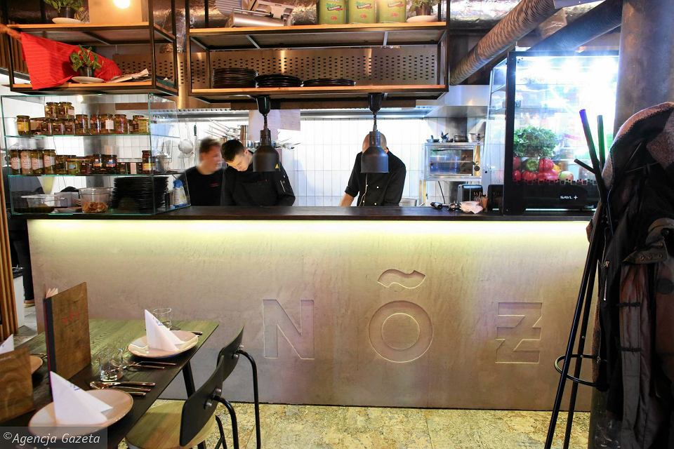 Restauracja Noz Hiszpanska Kuchnia W Off Piotrkowska Zdjecia