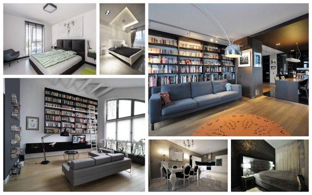 Mieszkanie w odcieniach szarości - HIT czy KIT?