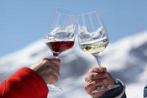 Dé dl Vin  - degustacja win w Alta Badia