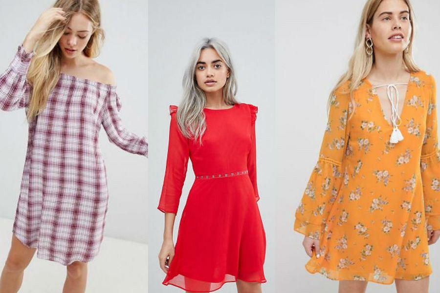 Sukienki New Look/ materiały partnera