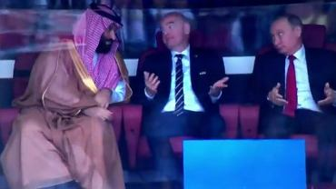 Mundial 2018. Mecz Rosja-Arabia Saudyjska