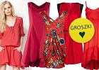 Przyci�gnij m�skie spojrzenia: czerwone sukienki na lato