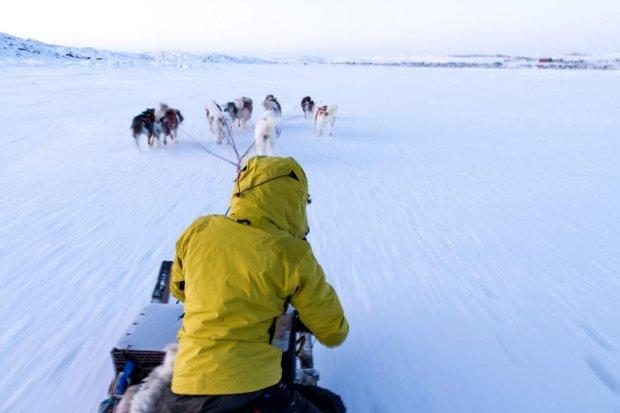 Zdjęcie numer 3 w galerii - Psim zaprzęgiem dookoła Ziemi Baffina, czyli 120 dni arktycznej zimy