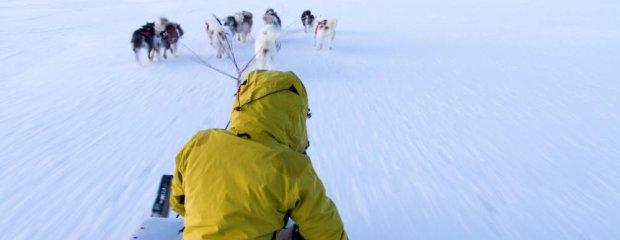 Psim zaprzęgiem dookoła Ziemi Baffina, czyli 120 dni arktycznej zimy