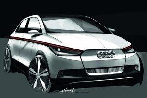 Audi pracuje nad modelem mniejszym od A1