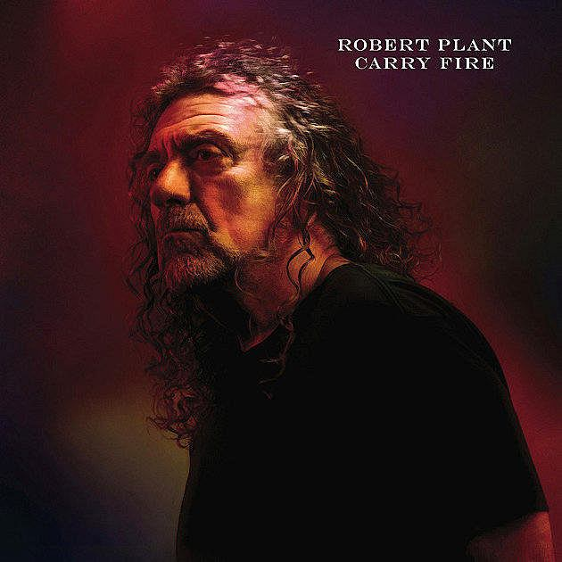 ROBERT PLANT,  CARRY FIRE /