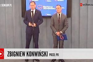 Prezes PiS postanowi�: jutrzejszy wyrok TK nie b�dzie publikowany. PO: To skandal