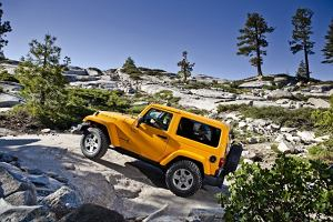 Salon Los Angeles 2012 | Jeep Wrangler Rubicon