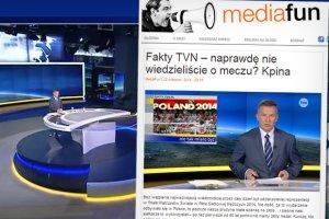 """Mecz polskich siatkarzy by� wydarzeniem dnia? Nie w """"Faktach"""" TVN-u. Bloger ostro: """"Zjeb***ie na ca�ej linii"""""""