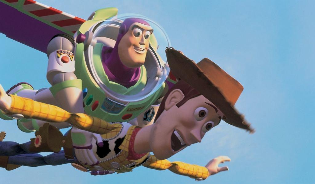 Kadr z filmu 'Toy Story' (fot. materiały prasowe) / Kadr z filmu 'Toy Story' (fot. materiały prasowe)