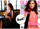 """Olivia Wilde karmi piersią synka na łamach nowego """"Glamour"""". Będzie skandal?"""