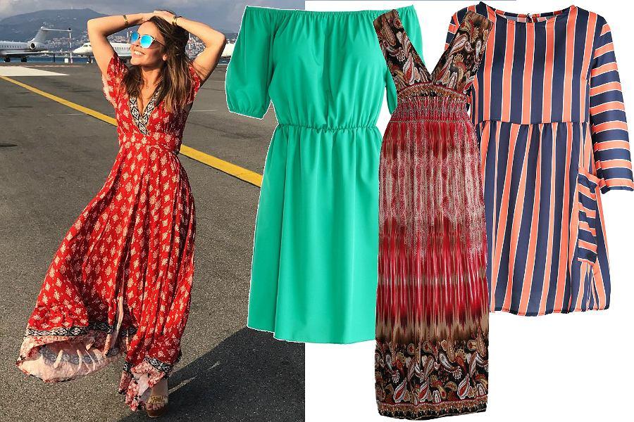 f200a44e10 3 sukienki na lato