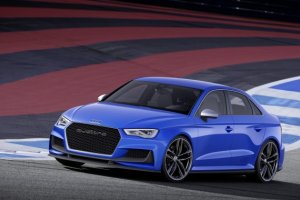 Audi A3 Clubsport Quattro Concept | Zapowied� RS3?