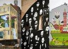 Nowe murale w polskich miastach. Robi� wra�enie