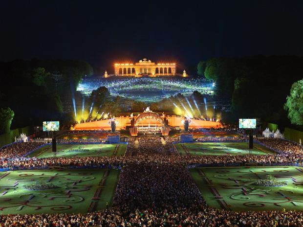 Koncert Nocy Letniej Filharmonikow Wiedenskich 2016
