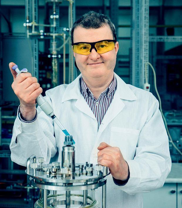 Profesor Tomasz Ciach