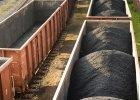 Górnicy blokują przejście graniczne. Nie chcą wpuścić rosyjskiego węgla