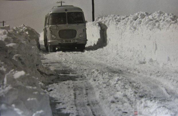 Znalezione obrazy dla zapytania zima 1963