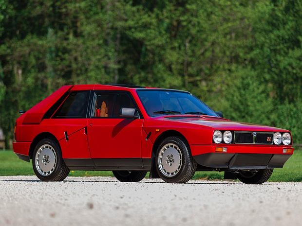 Aukcje   Lancia Delta S4 Stradale   Rarytas z ogłoszenia