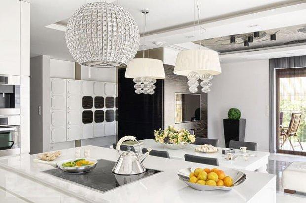 Otwarta kuchnia - moda czy funkcjonalno��?