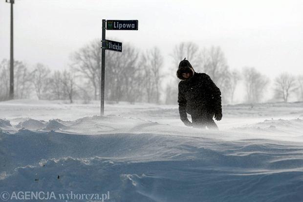 2014 r. Zima na Lubelszczy�nie