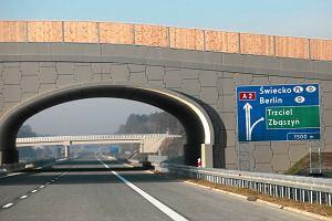 Autostrada A2 zap�aci studentom po 1200 z� miesi�cznie
