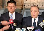 Sondaż: Schetyna i Petru do wymiany. Wyborcy opozycji chcą innych partyjnych liderów