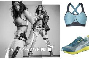 Rihanna trenuje z mark� Puma - nowa kolekcja na jesie� (zdj�cia + wideo)
