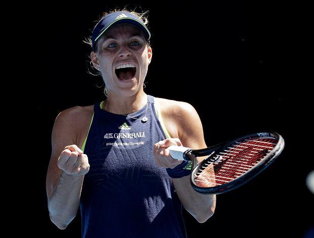 Australian Open. Angelique Kerber rozbiła Madison Keys i pewnie zmierza po swój drugi tytuł w Melbourne