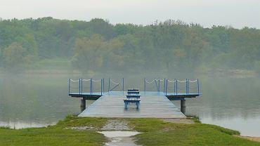 Jezioro Rusałka w Poznaniu