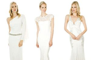 �lub na luzie w sukni Nicole Miller - lookbook 2013