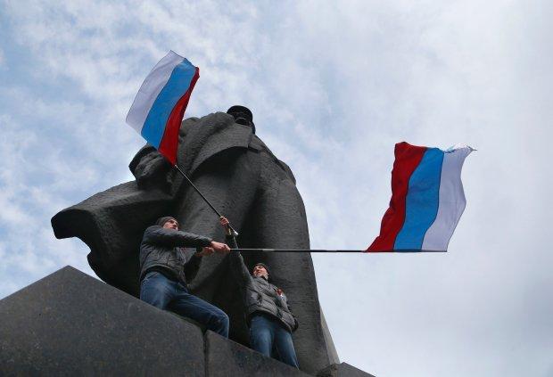 Za konflikt na Krymie ukarani zostaniemy wszyscy. Zapewne opr�cz zbrodniarzy