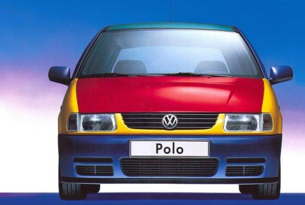 Volkswagen Polo III Harlequin