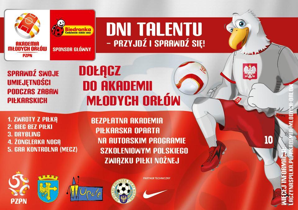 952288cb6 Poszukiwania piłkarskich talentów. Rusza Akademia Młodych Orłów