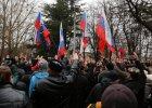 Parlament Krymu zdecydowa�: 25 maja referendum o rozszerzeniu autonomii