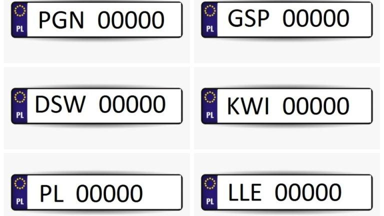 Wiesz, sk�d jest ta tablica rejestracyjna?  W tym quizie NAPRAWD� trudno zdoby� 11/11!