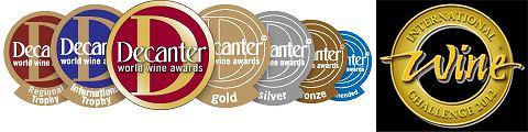 Dziesięć mitów o winie, alkohol, wino, białe wino, czerwone wino, top 10, Medal na butelce gwarantem jakości
