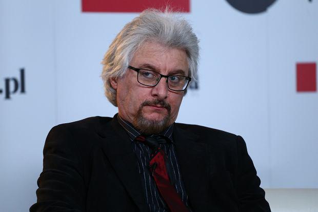 Wybory prezydenckie. Prof. Rados�aw Markowski: Za cztery miesi�ce kolejne wybory, oka�e si�, czy to co� trwa�ego