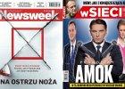 """""""Andrzej Duda - wiosna prawicy"""". Ok�adki po wyborach"""