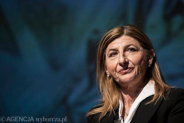Giusi Nicolini, burmistrz Lampedusy: Mam nadzieję, że Polacy są lepsi od swojego rządu