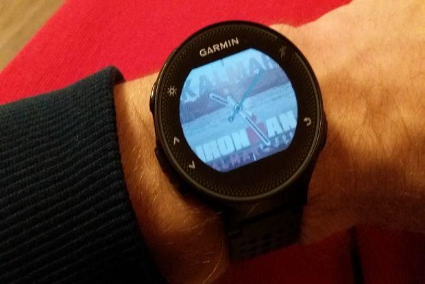 Test zegarka do biegania Garmin Forerunner 235