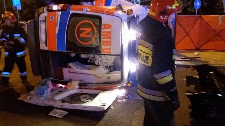 Wypadek przy Jagiellońskiej