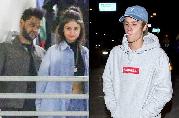 Selena Gomez i The Weeknd imprezowali po gali Grammy w tym samym klubie co Bieber. Prawie, bo kiedy Justin dowiedział się, że są w środku, opuścił lokal.
